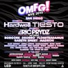 Spotlight Event: LED Presents OMFG NYE 2015 San Diego With Hardwell, Tiesto and Eric Prydz