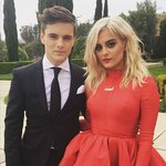 """Martin Garrix and Bebe Rexha have just received the platinum certification for """"In The Name Of Love""""!"""