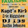 Faultline - Halloween Costume Party!