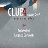 12.01 Club4 pres. Ambivalent, Lorenzo Bartoletti