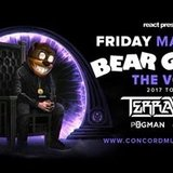 Bear Grillz at Concord Music Hall