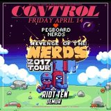 Pegboard Nerds, Riot Ten, Demur