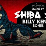 Shiba San & Billy Kenny at Exchange
