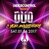 Duo - 3 Year Anniversary - by Undercontrol