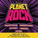 Planet Rock: Krafty Kuts / Freestylers / DJ Icey / Sinden / Lo99