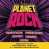 Planet Rock: Krafty Kuts / Freestylers / DJ Icey / Sinden / Lo99