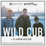 WILD CUB presented by Rickshaw Stop + Popscene