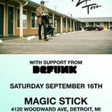 The Russ Liquid Test w/ Defunk at Magic Stick