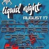 Pressure: Liquid Night with Soljazz / Dioptrics / Orbital Sky