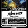 RE:Search ft. Muzzy Bearr w/ Tnertle, Preliminary Malfunction, Mikey Thunder, Jubee at Cervantes' Other Side
