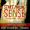 Start Making Sense (Ultimate Talking Heads Tribute) w/ Special Guests at Cervantes' Masterpiece Ballroom