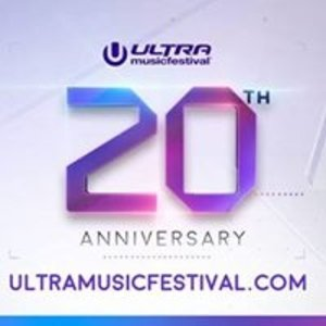 Ultra Music Festival 2018 - 20th Anniversary
