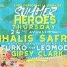 Summer Heroes Ep 08 w/ Mihalis Safras (Hot Creations)