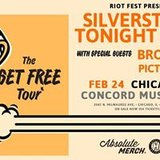 Silverstein & Tonight Alive - Concord Music Hall - 2/24/18