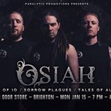 OSIAH, Core Of iO, Sorrow Plagues & Tales Of Autumn