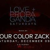 Four Color Zack :: Love + Propaganda Saturdays :: 12.09