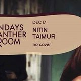 Sundays in The Panther Room | Nitin/ Taimur/ Nando