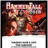 HammerFall at The Cabooze
