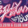 Billy Kenny at Club Vinyl