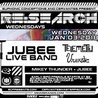 RE:Search feat. JuBee Live Band, Telemetry, Unexotic, Mikey Thunder and Special Guests at Cervantes' Other Side