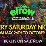 Elrow Ibiza at Amnesia - August 18th