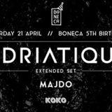 Boneca 5th Birthday with Adriatique (Extended Set)