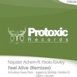 "Feel Alive ""Remixes"""