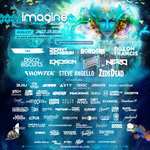 Imagine Music Festival Releases Adds 2nd Phase to An Already Stacked Lineup