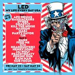 Celebrate Memorial Day Weekend In San Diego With LED