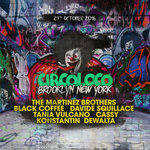 [REVIEW] Teksupport Hosts Circoloco in Brooklyn @ Brand New Venue on Halloween Weekend