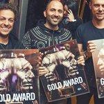 Armin van Buuren & Vini Vici achieve gold certification on 'Great Spirit'